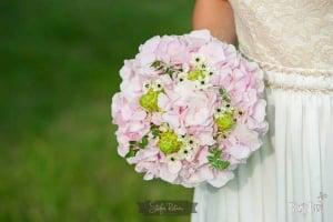I Do Weddings - Buchetul miresei si buchetul nasei