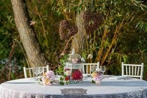 I Do Weddings - Foto Booth decorat pentru nunta