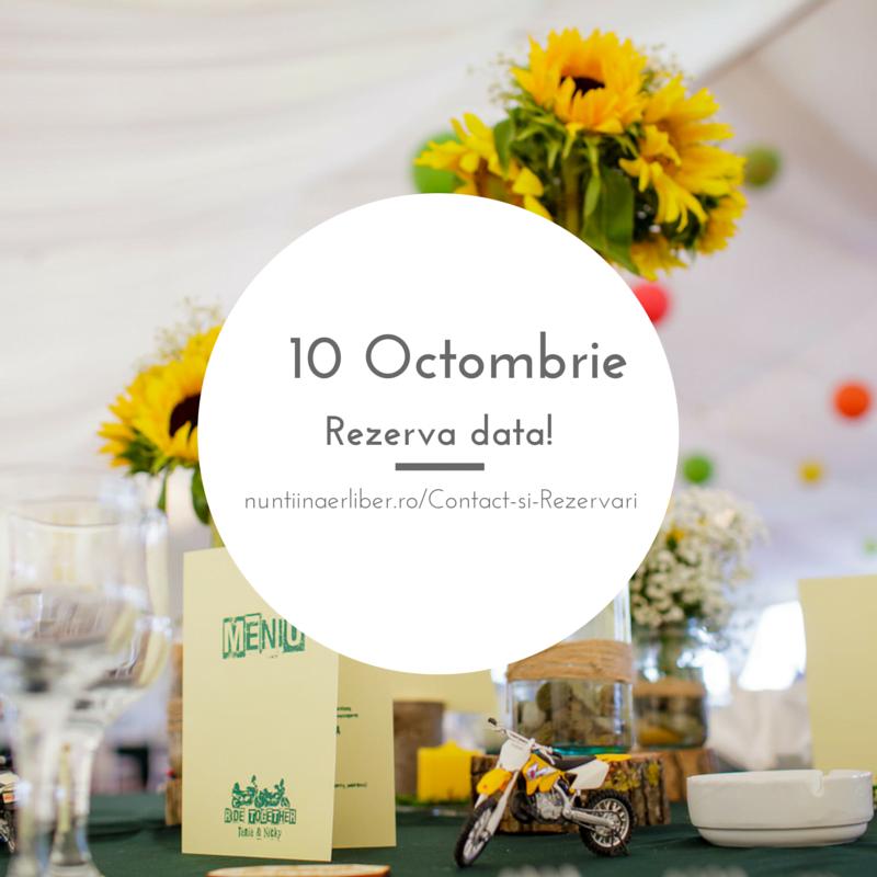 Rezerva data 10 octombrie_I Do Weddings-nuntiinaerliber.ro