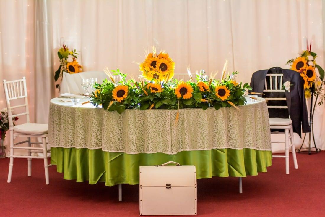 Nunta Floarea Soarelui - Nuntiinaerliber.ro