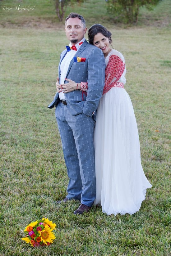 Nunta Romaneasca I Do Weddings - nuntiinaerliber.ro Monica si Ovidiu