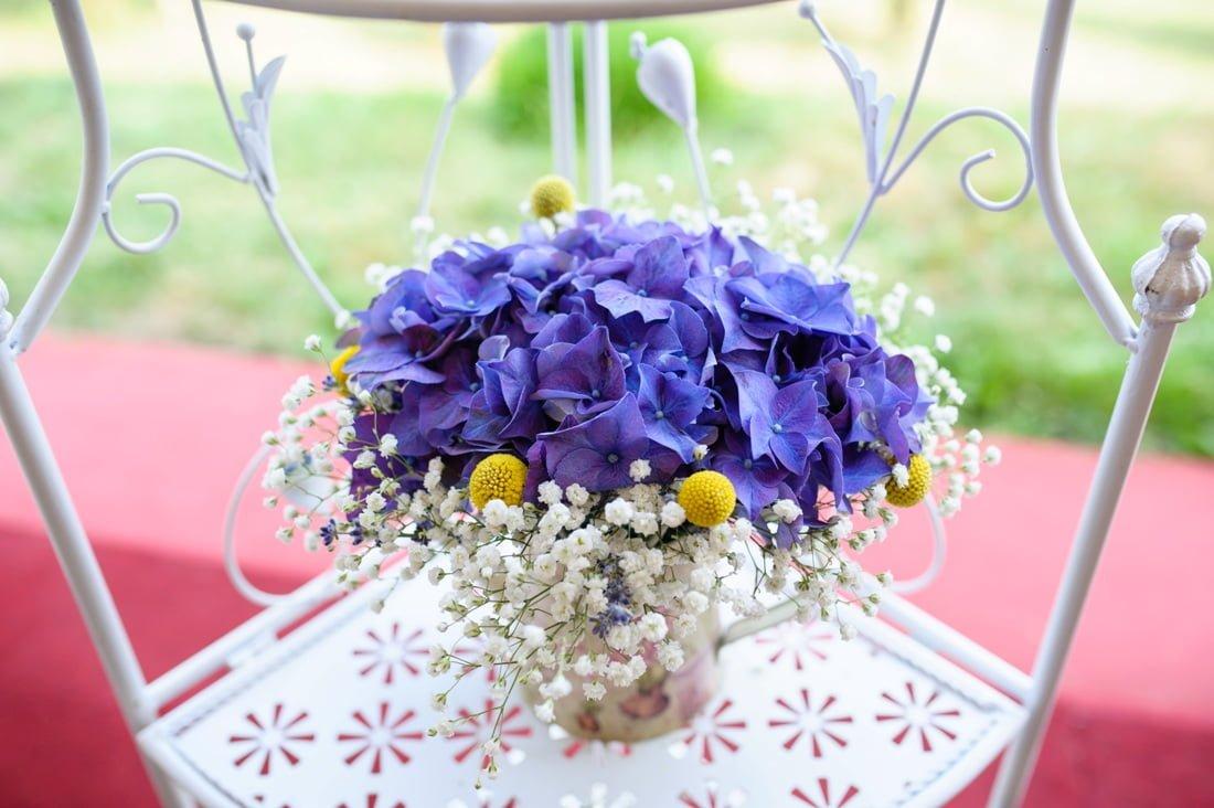 Flori albastre Nunta Levantica Mint Lila Andreea si Lucian