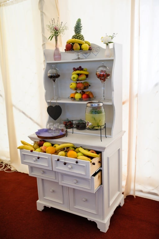 Fruit Bar Nunta Levantica Mint Lila Andreea si Lucian