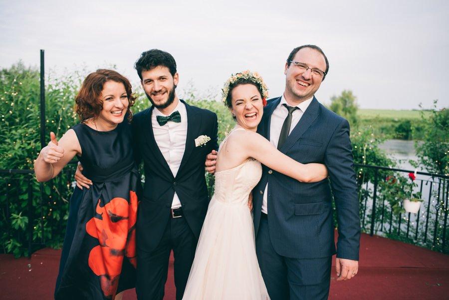 Nunta cu 900 de fluturi Miruna si Horatiu