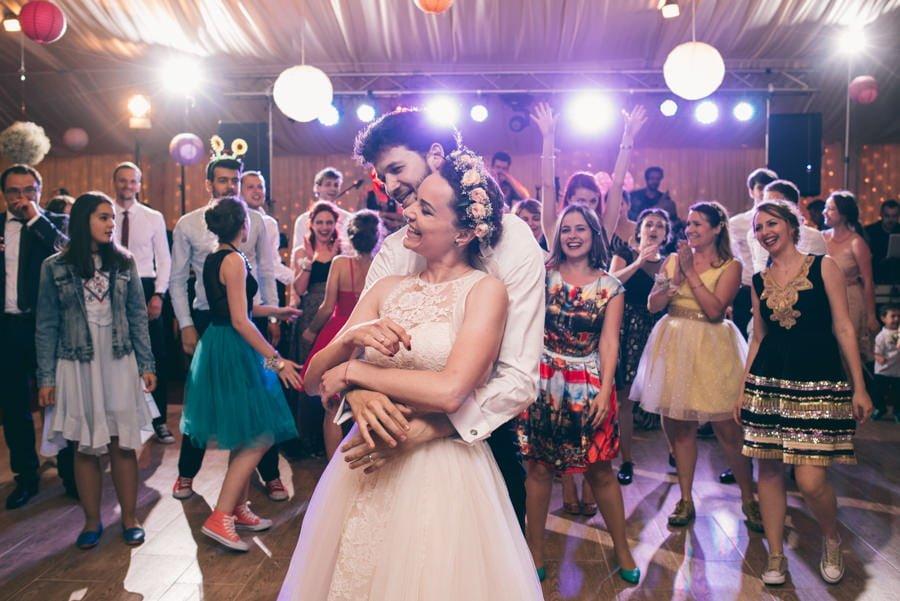 Dans Nunta cu 900 de fluturi Miruna si Horatiu