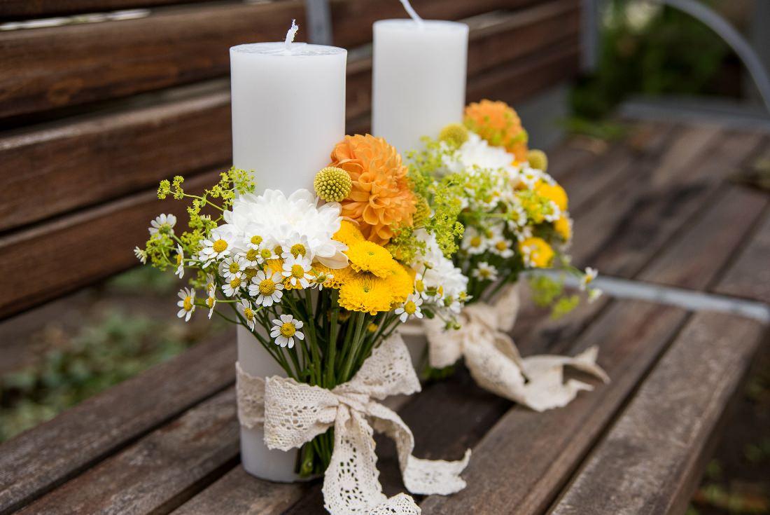 Nunta cu prieteni Iulia & Bogdan aranjament mese