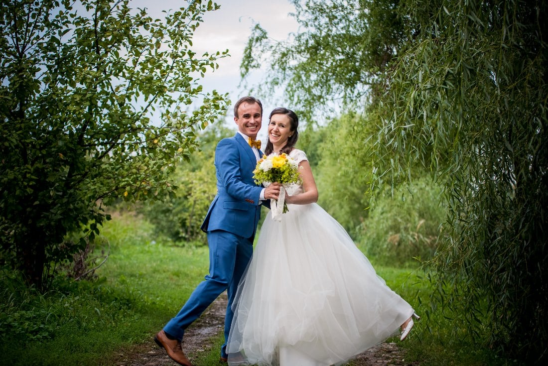 Nunta cu prieteni Iulia & Bogdan livada