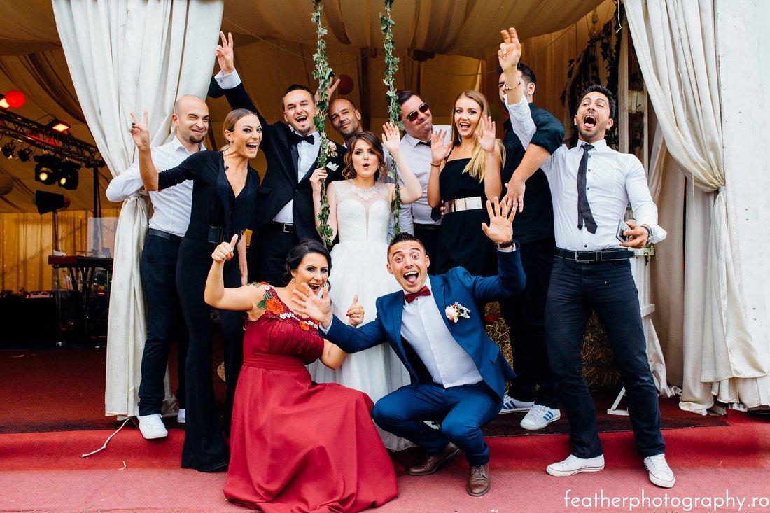 I Do Weddings - nuntiinaerliber.ro - Georgiana si Cristian
