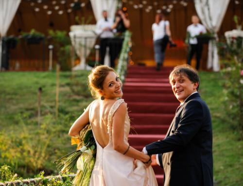 Nunta cu libelule – Claudia si Iulian