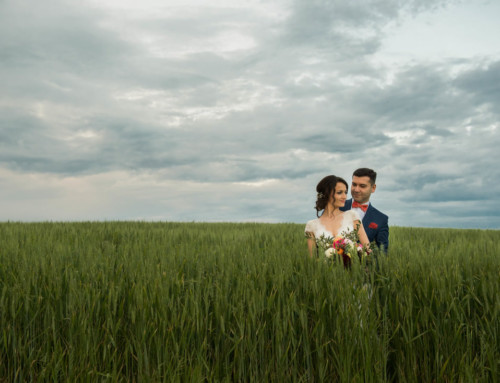 Nunta sauvage cu carti, plantute ca in padurea de la munte – Ramona si Florin