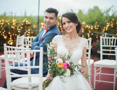 Nunta sauvage in padurea de la munte- Ramona si Florin