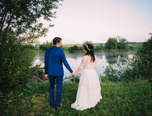 Nunta in aer liber – Raluca si Dragos