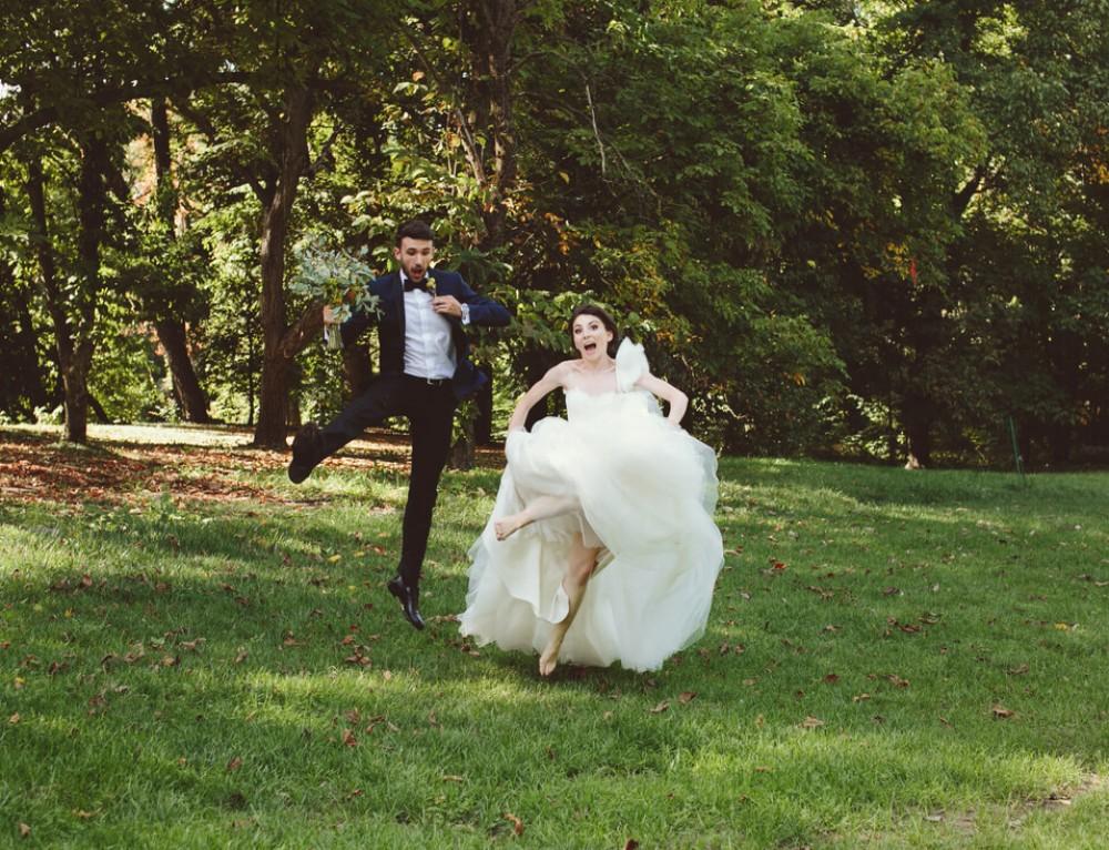 Nunta sauvage cu Bianca si Stefan