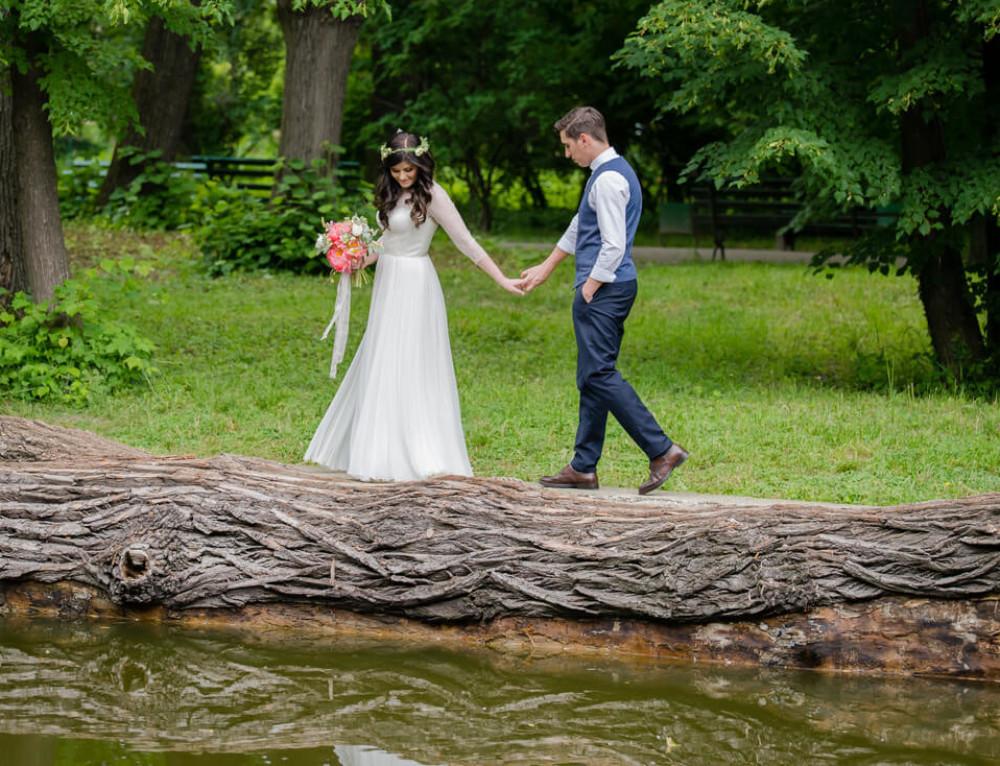 Nunta primavaratica – Ela si Marian