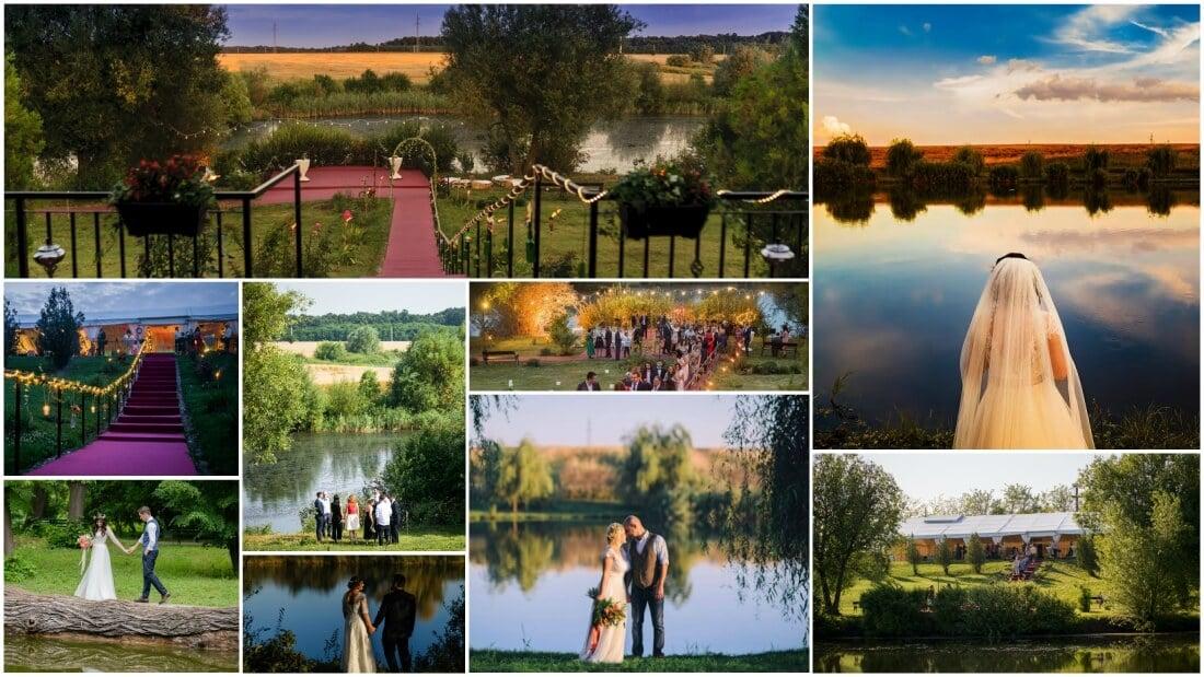 Lacul si Pontonul Nunta I Do Weddings