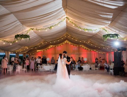 Trend-uri florale pentru nuntile anului 2018 – partea a III-a