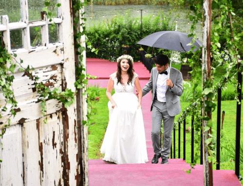 Nunta cu ploaie si veselie – Andreea si Costin