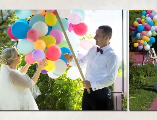 Nunta colorata – Mirela si Adrian