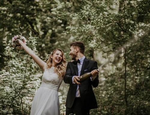Nunta pe note muzicale – Ana-Maria si Robert