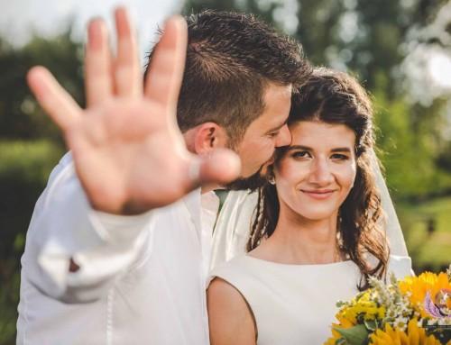 Nunta cu floarea soarelui – Cristina si Dan