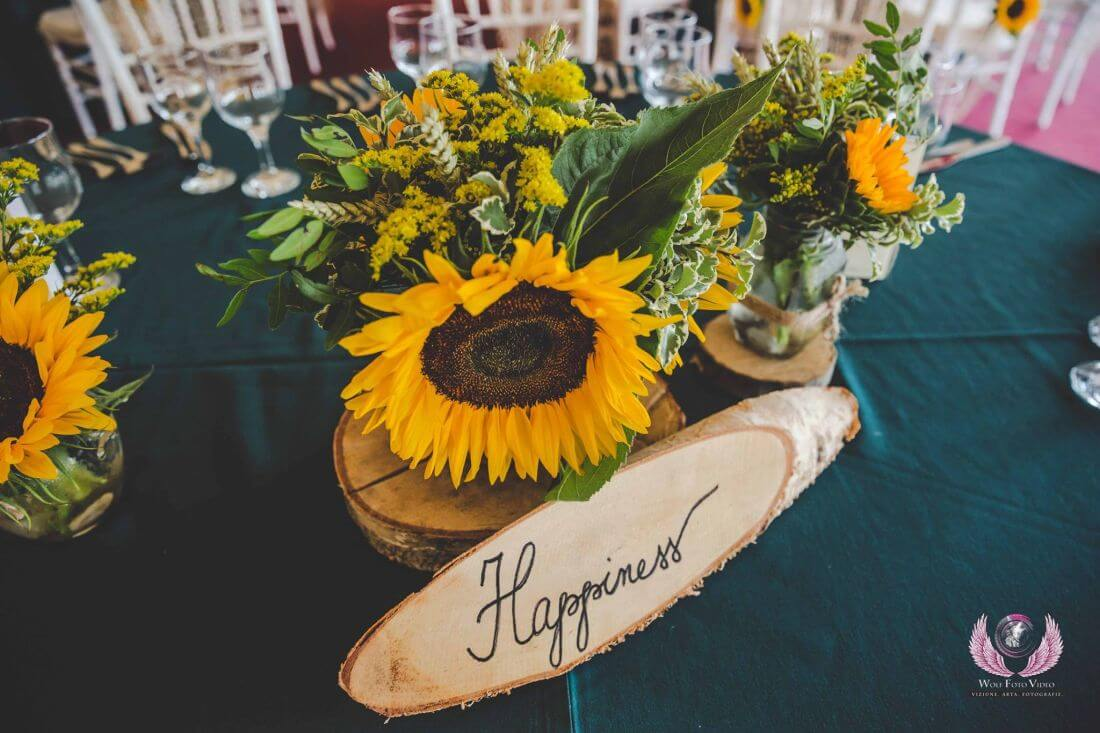 Nunta Cu Floarea Soarelui Cristina Si Dan