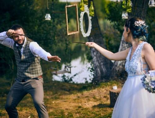 Nunta Harry Potter – Miruna si Mihai