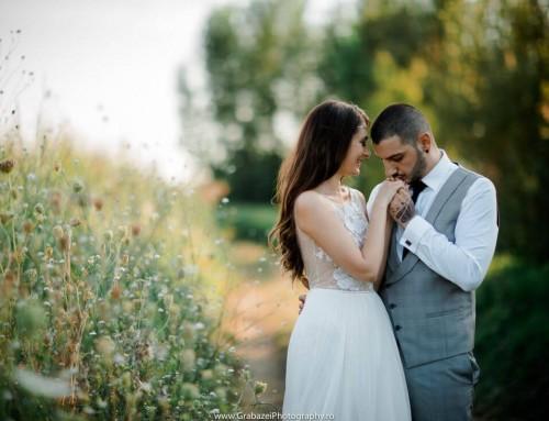 Nunta cu bumbac – Cristina si Sergiu