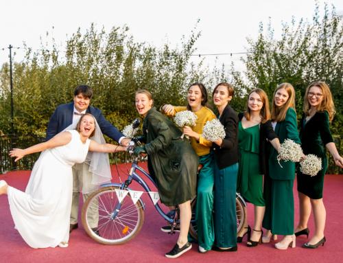 Nunta cu veselie – Ana si Victor