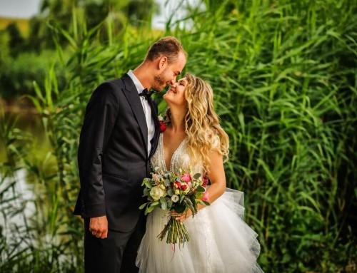 Nunta cu filme de dragoste – Alexandra si Leo