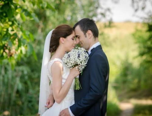 Nunta cu Lavanda – Diana si George