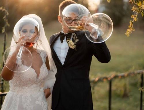 Nunta marina cu accente de travel si portocaliu – Madalina si Andrei