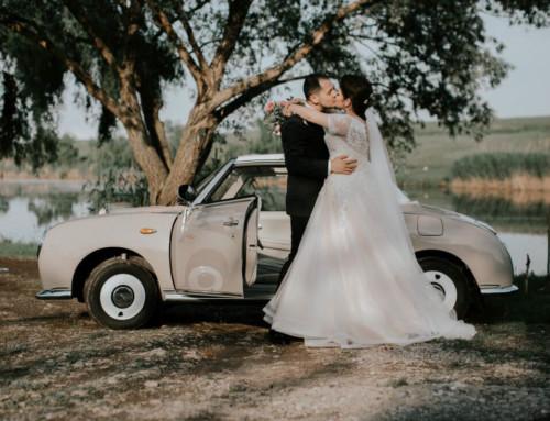 Nunta in stil anii '50 – Oana si Vlad