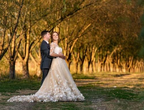 Nunta in culorile toamnei – Diana si Adrian