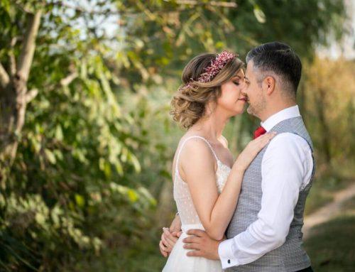 Nunta inspirata din natura – Cami si Alex